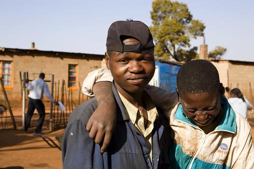 Bapsfontein informal settlement
