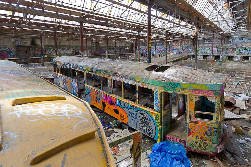 Rozelle Tram Depot