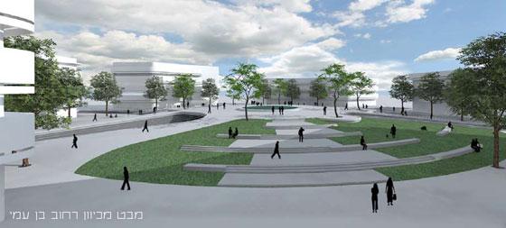 כיכר דיזנגוף - הצעה לשיפוץ, SOMA אדריכלים