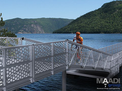 MAADI Group - Floating bridge - 04