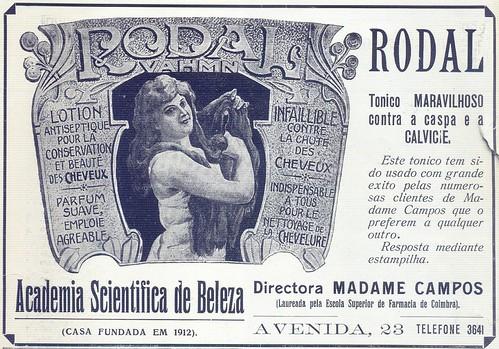 Ilustração Portugueza, Nº 689, Maio 5 1919 - 1a