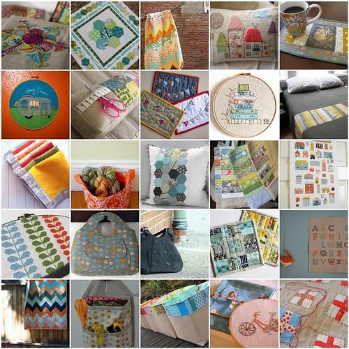 Urban Home Goods Swap 3 - My Mosaic