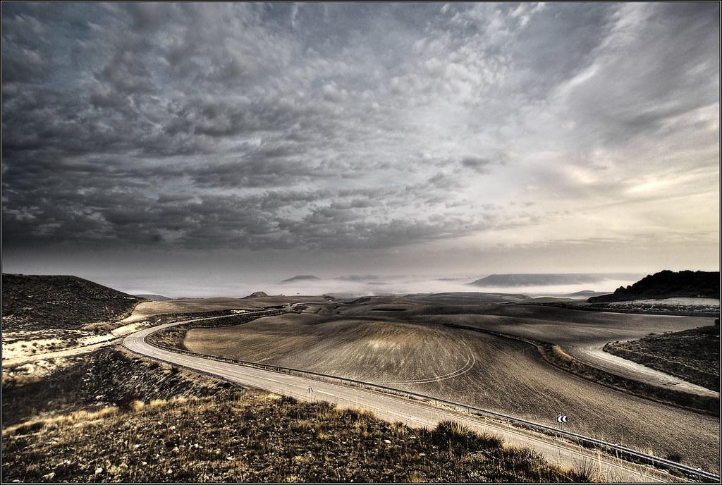 Carretera de Valoria