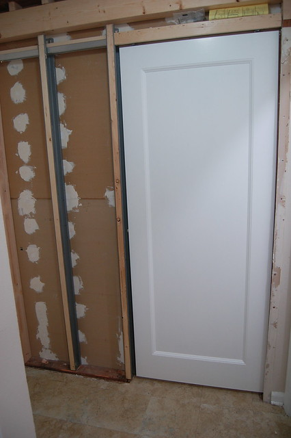 Pocket Door Install See Out Blog Posts To See The