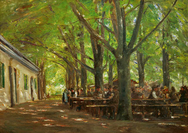 Liebermann-beer-garden-in-brannenburg