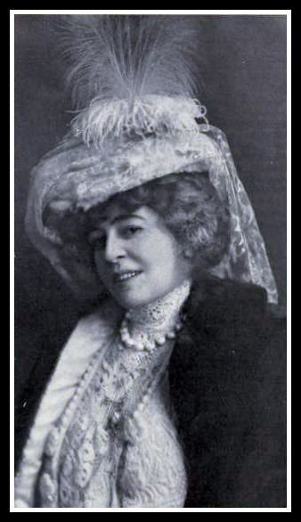 1907 Theatre - Mrs Leslie Carter appearing at the Astor for a twelve week season. Her repertoire will include Zaza, Du Barry & Adrea