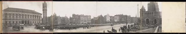 The inauguration of Lemuel H. Murlin LL.D. as President of Boston University