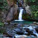 Placid Waterfall — Glenorchy