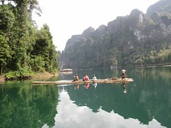 Khao Sok Overnight Safari Tours to Cheow Lan lake