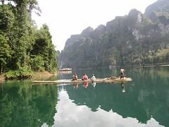 Khao Sok Overnight Safari Tours to Cheow Lan lake
