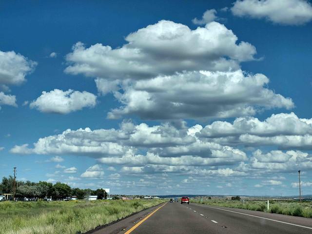 Big Big Sky in New Mexico