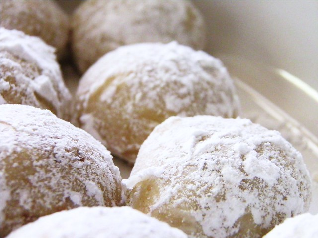 russian tea cakes - 20 | Flickr - Photo Sharing!