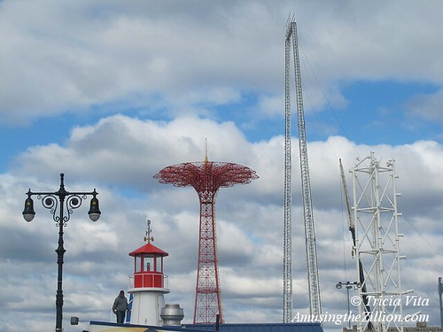 Coney Island Skyline