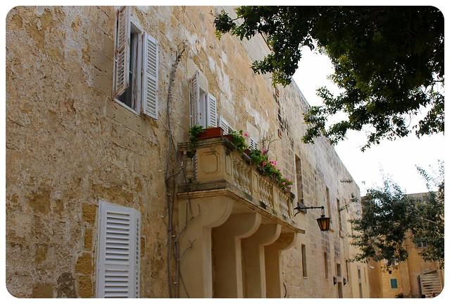 mdina balcony malta