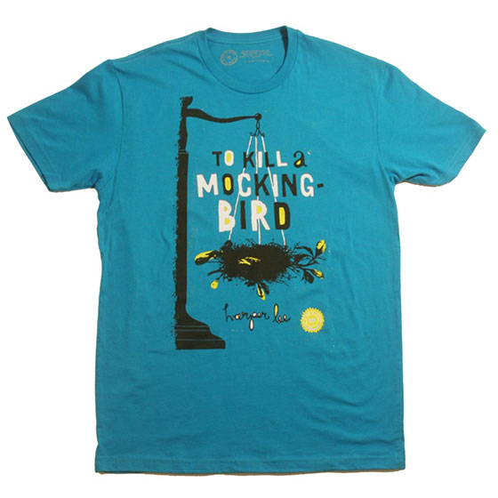To Kill a Mockingbird Tee by Out of Print