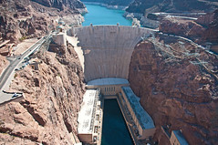 Hoover Dam and Power House