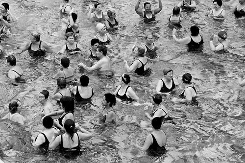 Pool @Sesc Belenzinho
