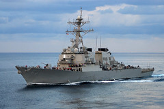 USS Stethem (DDG 63) file photo. (U.S. Navy/MC3 Andrew Ryan Smith)