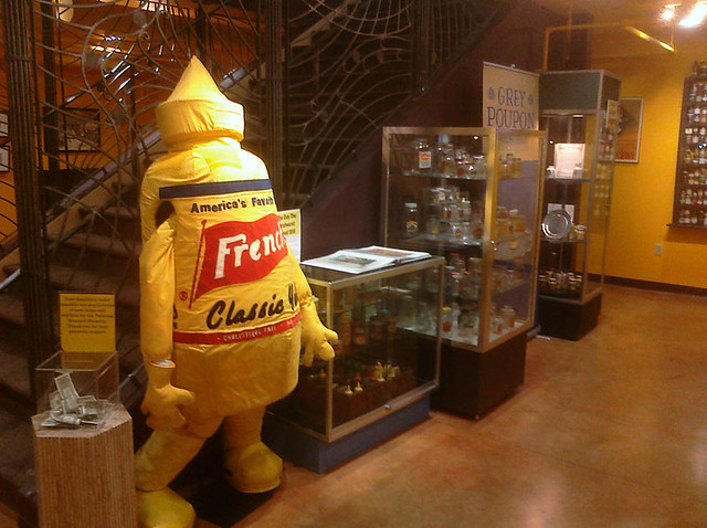 Mustard Museum - Flickr CC thed34n