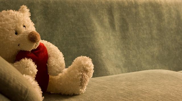 longing bear