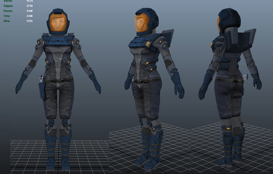 female space suit art pics about space