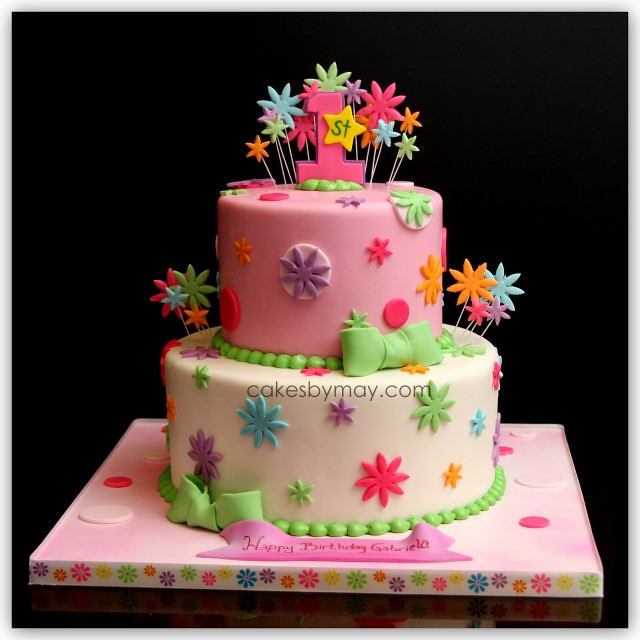 Cake Decoration Ideas For 1st Birthday : 5272114409_f876206c23_z.jpg