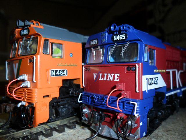 Vline N Class by David Shalders