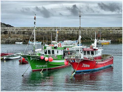 Tripulaciones mínimas de seguridad de los buques de pesca y auxiliares de pesca