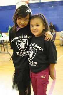 Arms of Hope- San Antonio Raiders 170