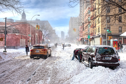 'Snow Day!', United States, New York, New York City, Snow Day