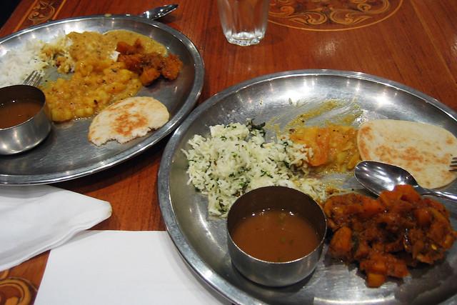 Annalakshmi dinner