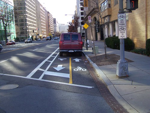 15th Street NW cycletrack