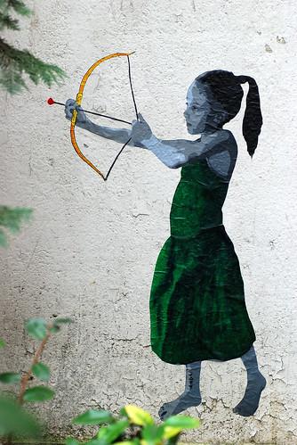 Jeune Artemis / Young Artemis
