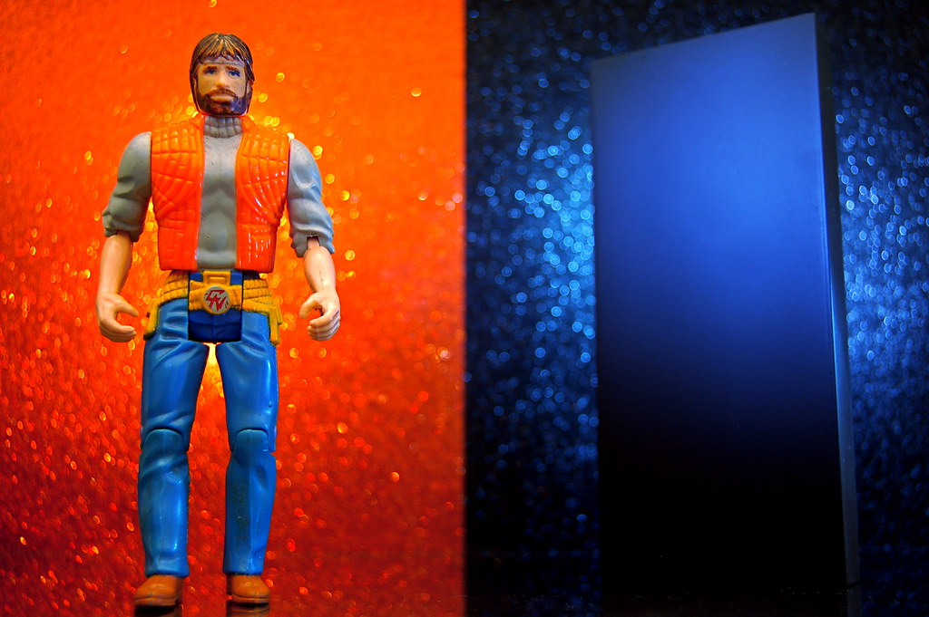 Chuck Norris vs. The Monolith (364/365)