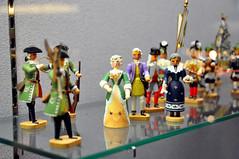 Cha-Cha World, a wooden toy museum - Ikutahara
