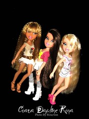 Bratz Xpress It! Ciara Daphne Rina