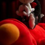 Elmo will lie no more