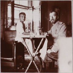From the Romanov Family Albums, Beinecke Rare Book and Manuscript Library, Yale University