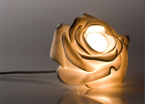 New inspiration: Flower Lighting Fixtures by LASVIT - exquisite Roza lighting collection