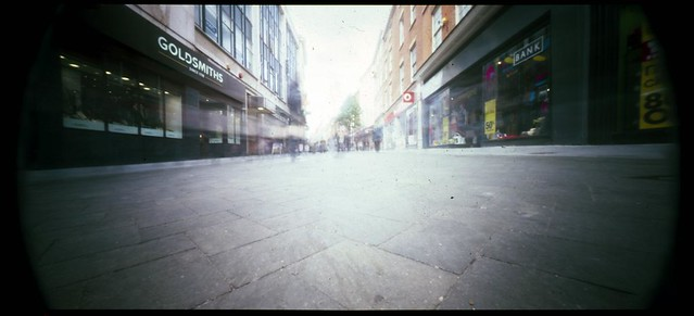 Nottingham Shopping Street