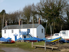 yacht club in forest of Dean