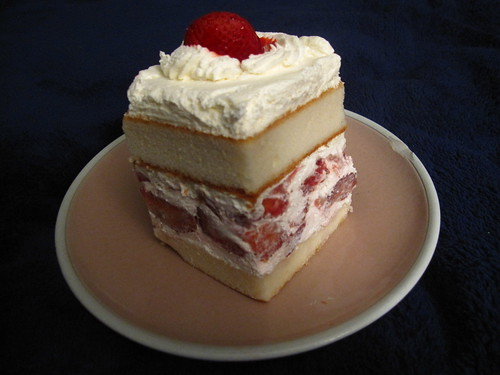 Strawberry Shortcake Heaven