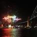 Milsons Point Fireworks