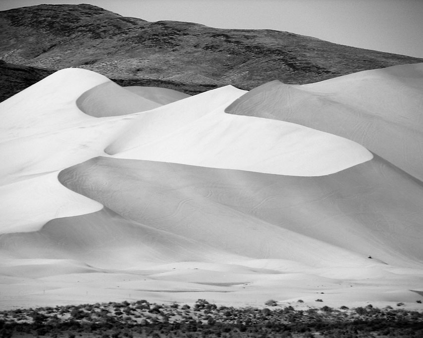 Sand Mountain, Nevada, Andrew D. Barron©6/24/10
