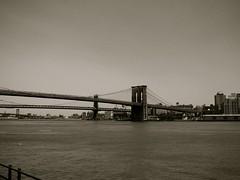 Brooklyn Bridge 2001