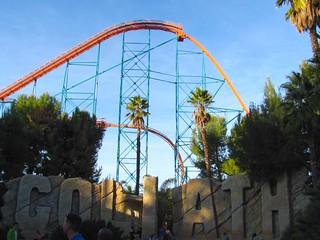 Six Flags Magic Mountain 148