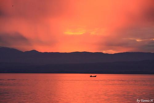 sunset red sea loudias auroranotialis mediterraneanlights