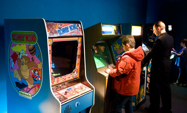 Arcade, Museum of the Moving Image