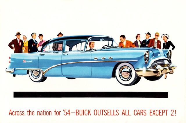 1954 buick special 4 door sedan flickr photo sharing for 1954 buick 4 door