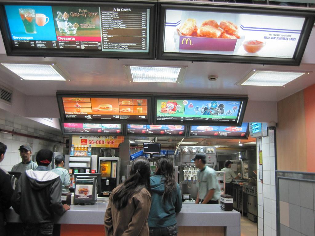 McDonald's - Delhi